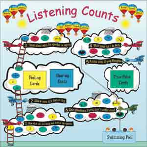 Listening Counts Game