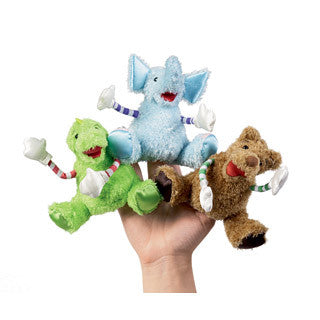 Little Critter Puppets (Set of 3)