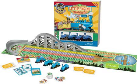 The Little Engine That Could Game