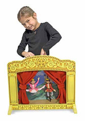 Majestic Tabletop Puppet Theater