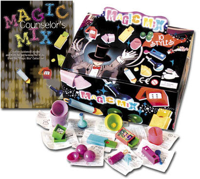 Magic Counselor's Mix (Includes Box of Magic Tricks)