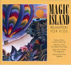 Magic Island CD: Relaxation For Kids