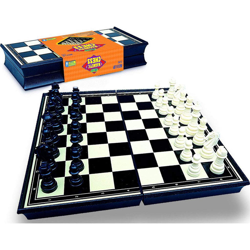 Magnetic Chess Game
