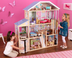 Doll Mansion (8 Rooms, Fully Furnished)