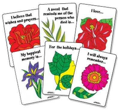 Memory Garden (Bereavement Card Game)