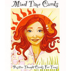Mind Time Cards, Positive Thought Cards for Teens