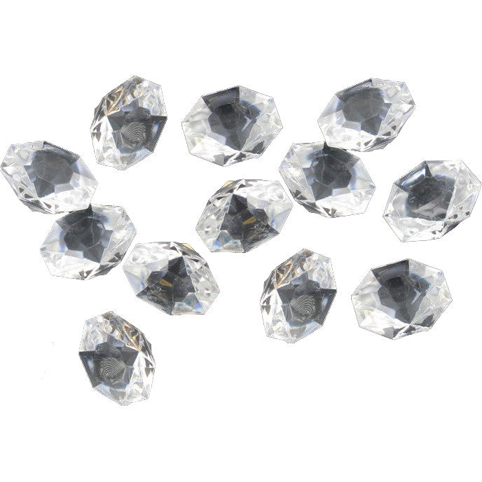 Miniature - Diamonds, Acrylic (Set of 12)