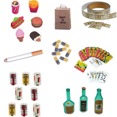 Miniature - Addictions Set (29-Pieces)