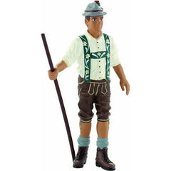 Miniature - Alpine Farmer