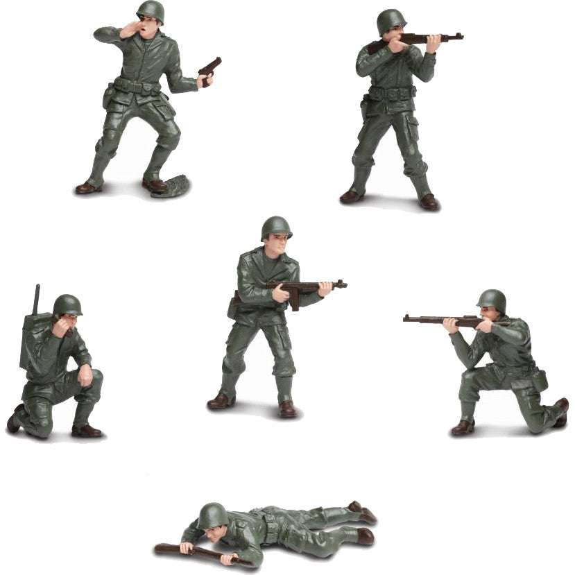 Miniature - Army Men (Set of 6)