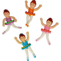 Miniature - Bendable Ballerinas (Set of 4)