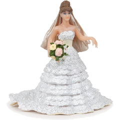 Miniature - Bride & Groom Figures