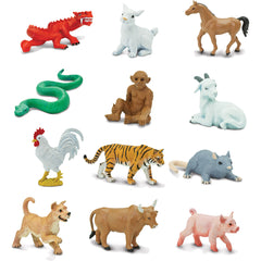 Chinese Zodiac Figures
