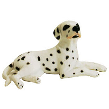 Miniature - Dalmatian, Laying