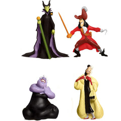 Miniature - Disney Villains (4-Figures)