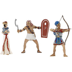 Miniature - Egyptian Historical Set (3-Figures)