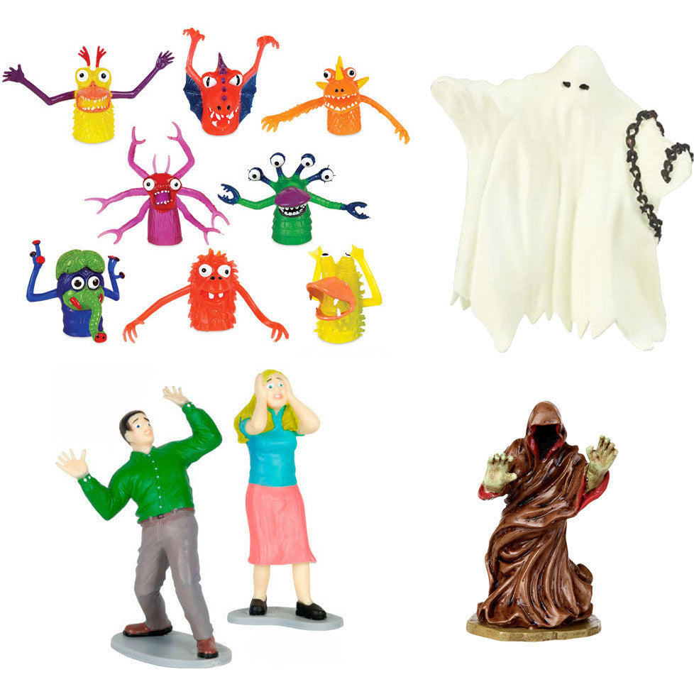 Miniature - Fears Set (12-Pieces)