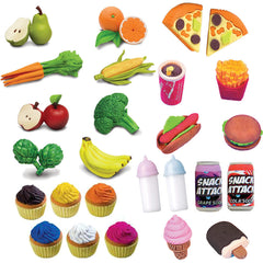 Miniature - Food Set (26-Pieces)