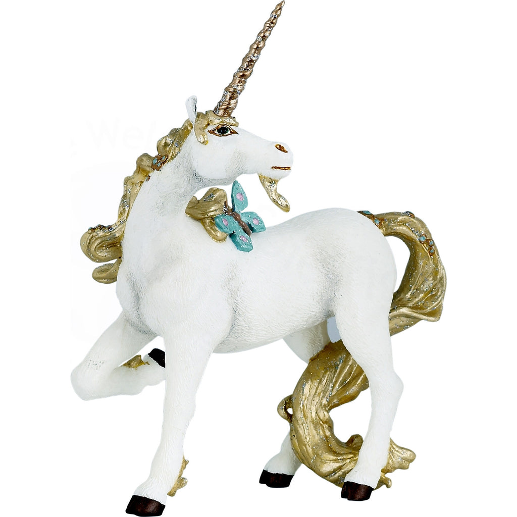 Miniature - Golden Unicorn