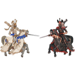 Good vs Evil - Knights (4 Figures)