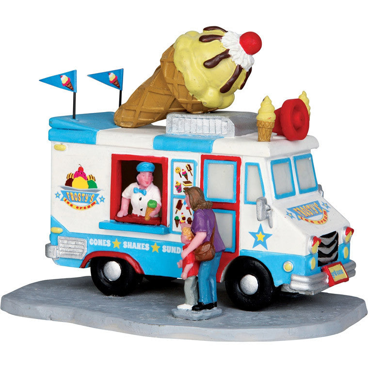 Miniature - Neighborhood Ice Cream Truck