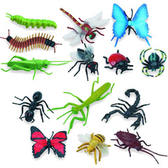 Miniature - Insect Set (15-Pieces)