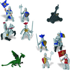 Miniature - Knights Set (12-Figures)