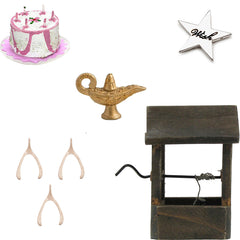 Miniature - Make A Wish! Set (7-Pieces)
