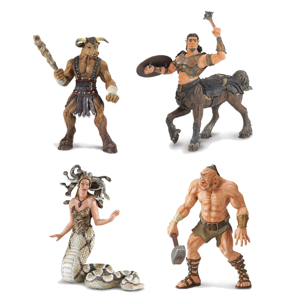 Deluxe Mythical Figures