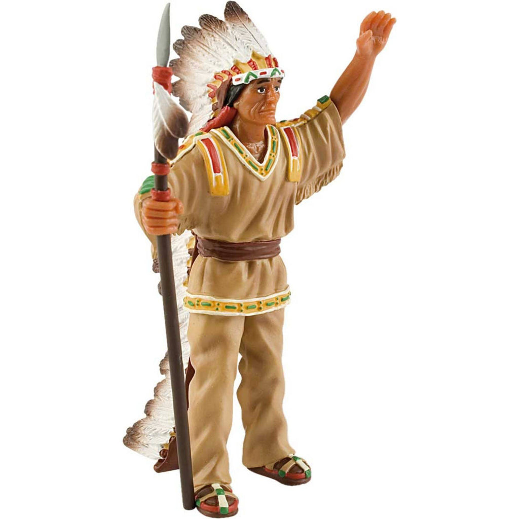 Miniature - Native American Chief