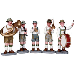 Miniature - Oom-Pah Band (5-Figures)