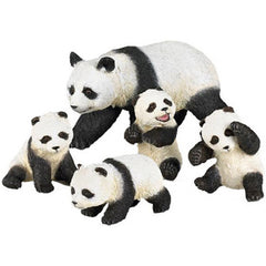Miniature - Panda Bear Family (5-Figures)