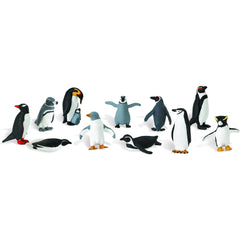 Miniature - Penguins Set (11-Figures)
