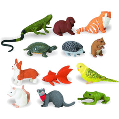 Pet Store Animals (12-Figure Set)