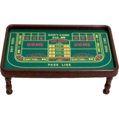 Miniature - Gambling Addictions (Set of 12 Pieces)