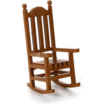 Miniature - Wooden Rocking Chair