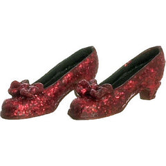 Miniature - Ruby Slippers (Pair)