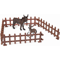 Miniature - Set of Fences