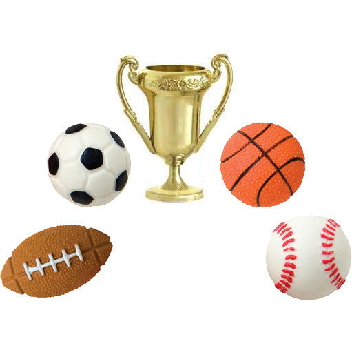 Miniature - Sports Set (5-Pieces)