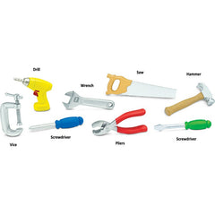 Miniature - Tools Set (8-Pieces)