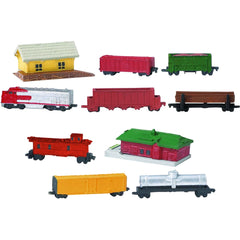 Miniature - Train Value Set (10-Pieces)