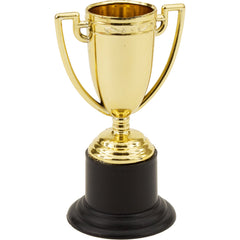 "Small Gold Trophy (3.75"" High)"