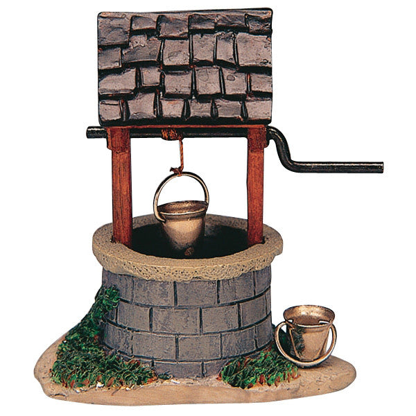 Miniature - Water Well with Bucket