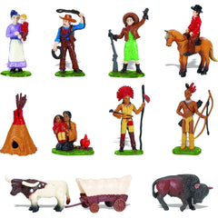 Miniature - Wild West Value Set (12-Figures)