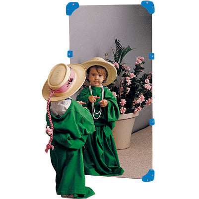 "Play Therapy Mirror (24"" x 48"")"