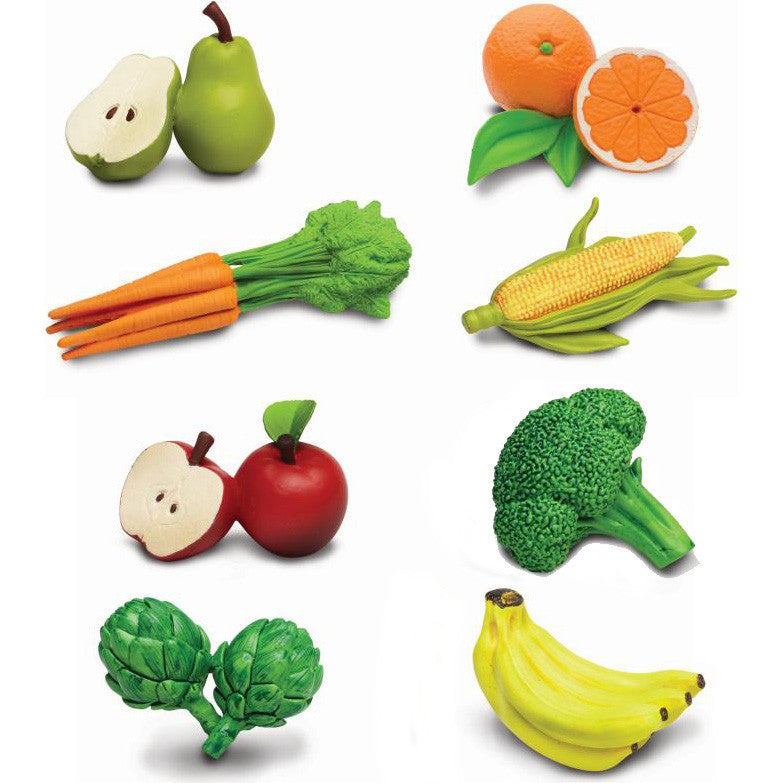Miniature - Fruits and Vegetables