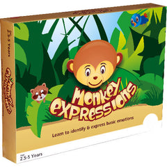 Monkey EXPRESSIONS - Activity Game