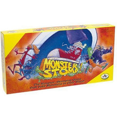 Monster Stomp Game