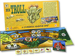 Mr. Troll - A Cooperative Game