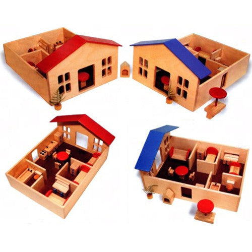 'My Two Homes' with Furniture (Professional Use)